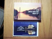 2020 United States Proof Set Us Mint Ogp Coin Collection W/ Jefferson Nickel