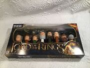 Lord Of The Rings Pez Collector Series 2011 Unopened Box 112163 Of 250000