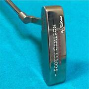 Scotty Cameron Putter Inspired By David Duval Putter 35 Inches With Head Cover