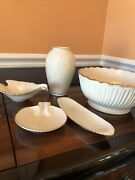 Lenox Bowl, Dishes, Butter Plate, Vase Excellent Condition 5 Items