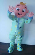 Oem Diy Cocomelon Mascot Costume Halloween Party Character Fancy Dress Cosplay