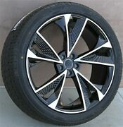 Set4 20 20x9 5x112 Wheels And Tires Pkg Audi A4 A5 S5 S4 A7 A6 S6 A8 Rs6 Rs7