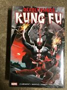 Deadly Hands Of Kung Fu Vol 2 Omnibus Iron Fist Hardcover Hc Marvel New Nm