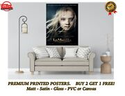 Les Miserables Classic Movie Large Poster Art Print Gift A0 A1 A2 A3 A4 Maxi