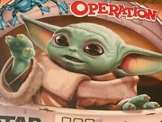 Star Wars Operation Game - The Child Baby Mandalorian