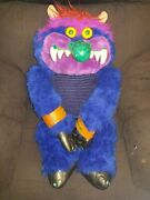 Great Condition Vintage Item My Pet Monster Handcuff 1986