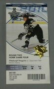 Pgh Penguins 2010 Stanley Cup Playoffs Game Ticket Last Game At Mellon Arena