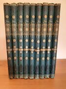 The Illustrated Library Shakespeare [nine Volumes Complete Illustrated] 1890