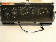 92-97 Ford F250 350 Instrument Cluster Diesel Tach Powerstroke Pickup Truck Auto