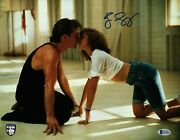 Jennifer Grey Signed Auto Dirty Dancing 11x14 Photo Official Pix And Bas Z53835