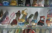 Just The Right Shoe Fairy Tale Item 90226 Signed 7th From The Coin Collection
