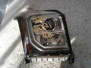 Passenger Right Headlight Without Hid With Blue Tint Fits 15-17 Yukon 2278244