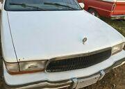1991 - 1996 Buick Roadmaster Hood Bonnet Collectors Edition Limited
