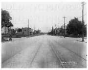 New York Photo Art Print 31st Street At 31st Ave And Jamaica Ave 1913