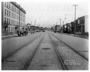 New York Photo Art Print 31st Street North To 30th Rd Grand Ave 1913