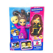 Failfix Take Over The Makeover Doll Loves Glam Surprise Fashion 2020 Toy