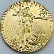 2020 1oz 50 Gold Eagle | Gem Brilliant Uncirculated | Flawless And Beautiful