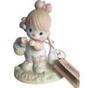 Enesco Precious Moments Clown Waddle I Do Without You
