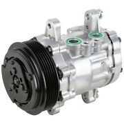 For Freightliner-replaces Sanden Sd7b10 7176 Ac Compressor And A/c Clutch