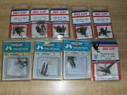 Lot Of 24 Eagle Claw 374sba Andmustad D3551 Size 4 And 8 Doughbait Treble Hooks