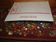 Pick Your 3 Pounds Of Dave Mccullough D.a.s. Marbles From The Runs Listed