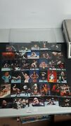 Lot Of 36 Titan Sports Card 1999 Wwf Smackdown Wrestling Collector Cards
