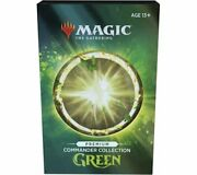 Magic The Gathering Commander Collection Green Premium - English Foil