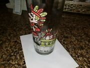 Antique Arby's 1976 Dudley Do Right Takes Tea At Sea Collector Glass Ward