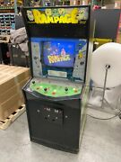 Rampage Midway Bally Dedicated Classic Video Arcade Game