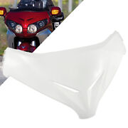 Motorcycle Fairing Head Cover Front Upper Cowl Fit For Honda Goldwing Gl1800 F6b