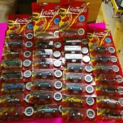 Lot Of 35 Johnny Lightning The Challengers Limited Edition W/lightning Motion