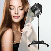 Professional Salon Stand-up Hair Dryer Bonnet Hood Hairdressing Beauty Styling