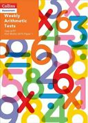 Weekly Arithmetic Tests For Year 6/p7 Ks2 Maths Sats Paper 1 9780008311575