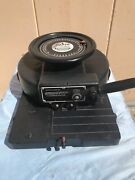 Used Marsh Stencil Machine Company Model R1 Rotary Punchcutter 1 Inch Military