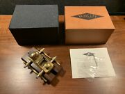 Gorgeous Rosewood Bridge City Tool Works Hp-4 Chamfer Plane New/unused In Box