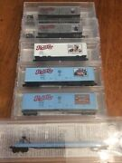 N Scale Mtl Micro Trains Pepsi-cola Collector Set Locomotive Rolling Stock Lot