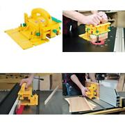 Grr-ripper Advanced 3d Pushblock For Table Saw, Router Table, Jointer, And Band