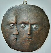 Xrare Large Finland Guild / Year Medal Noak By Toivo Jaatinen, No 32/51, ¤513