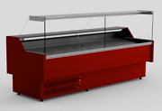 Temis Refrigerated Serve Over Counter Display Various Colours And Dimensions