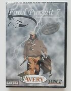 Fowl Pursuit 7 Dvd - Waterfowl, Duck, Goose Hunting - New Sealed Unopened