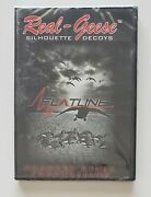 Real-geese Decoys Dvd - Waterfowl, Duck, Goose Hunting - New Sealed Unopened