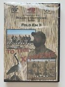 Fold Em 3 Dvd - Waterfowl, Duck, Goose Hunting - New Sealed Unopened