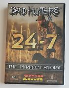 Band Hunters 24-7 Vol 3 Dvd - Waterfowl, Duck, Goose Hunting New Sealed Unopened