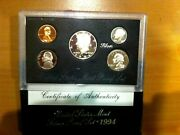 United States Mint Silver Proof 1994 5 Set