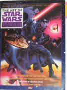 The Art Of Star Wars Galaxy Original Autos - Carrie Fisher / David Prowse Plus