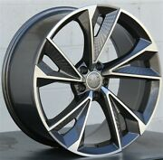 Set4 Wheels And Tires Pkg 20x9 5x112 Et30 Fit Audi A5 A4 S4 S5 A7 A8 Q5 Rs4 Rs6