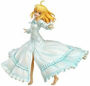 Fate / Stay Night Saber Last Episode 1/8 Scale Abs And Pvc Painted Pvc Figure