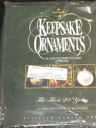 Hallmark Keepsake Ornaments A Collector's Guide 1973-1993 The First 20 Years,