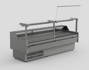 Amis Lift Refrigerated Serve Over Counter Display Various Colours And Dimensions
