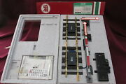 Lgb 5094 European Electric Operating Track Signal For G Scale Train Layout-look